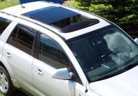 """開了幾年車才懂""""天窗""""用途,很多車友到報廢都不知"""