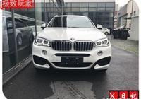 在X5和X6之間搖擺,最後還是感性戰勝了理性,提了這臺BMW