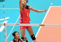 中國女排3比0擊敗日本女排(個人得分統計)