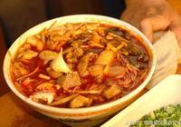 陝西特色小吃之——大肉辣子疙瘩