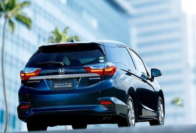 本田全新MPV,酷似飛度加長版,據說只賣12萬