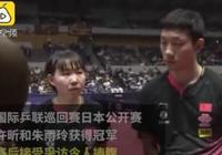 據說日本公開賽出了一位日本靈魂女翻譯,採訪許昕和朱雨玲時神搞笑,是怎麼回事?