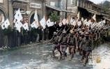 上色老照片:鏡頭下真實的侵華日軍,強逼百姓下跪,暴露野蠻行徑