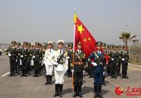 中國少將率隊參加巴基斯坦閱兵式彩排 說明了啥