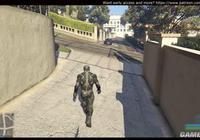 大神把《孤島危機》搬入《GTA5》麥克變身納米戰士