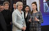 梅姨官宣辭職,成為英國最短首相,回顧她的中國情緣