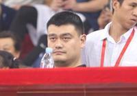 中國籃協主席姚明現身NBL常規賽現場