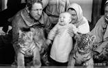 生活在中國是什麼狀態?20世紀30年代在滿州鄉村生活的俄羅斯人