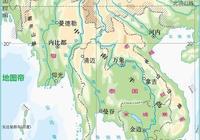 中南半島鐵路網,把7個國家串起來
