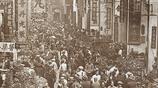 20世紀初的香港,已經有了國際大都市的雛形