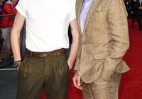 貝克漢姆復古西裝出席活動 把兒子布魯克林的風采都搶了!