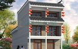 小面積也能建造出好別墅,帶露臺庭院