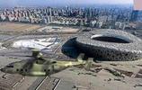 解放軍未來裝備的30噸級大型直升機的畫面