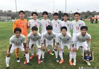 你沒有看錯,日本男足9:0戰勝了阿根廷男足