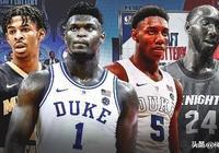 NBA選秀前五預測,騎士變黑馬搶杜克第三巨頭,翻版威少變第二