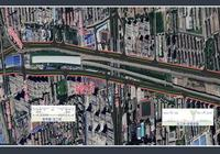 石家莊解放大街槐安路至趙佗路段東半幅年底通車
