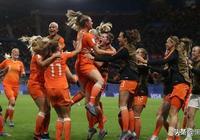 7-1!女足世界盃沒法看了,中日一夜集體出局,歐洲獨舞圍剿美國
