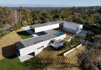 加利福尼亞OZ住宅——融入自然的純粹幾何體
