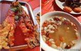 農村這桌300元的婚宴全素席,滿桌不見1片肉,吃出了花樣和健康
