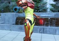 美女打造盔甲,變身銀河戰士
