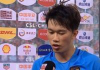 謝鵬飛:我們已展現拼搏精神,自己還有很多不足