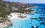 藍寶石般的意大利撒丁島