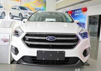 2019款福特翼虎,15.8萬起發售