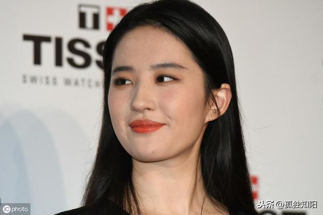 劉亦菲,上海國際電影節