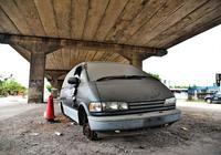 為什麼車主寧願把車丟棄也不願報廢?老司機都不一定知道