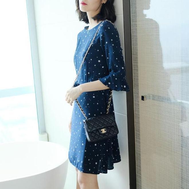 10款35到45歲顯瘦氣質連衣裙,很百搭顏值不輸香奈爾等大牌