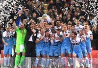拉齊奧勝亞特蘭大捧意大利杯
