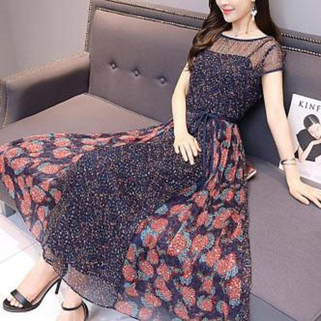 今年夏裝巨流行超5XL大碼女裝,高貴大氣,適合成熟優雅女性,能遮贅肉顯瘦提升氣質,遮小肚腩顯優雅時髦