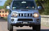 汽車圖集:2012款鈴木吉姆尼,女性越野的最愛