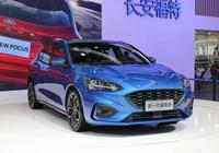 雖沒有驚豔的表現,但競爭力不可輕視,新一代福特福克斯。