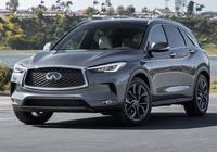 2019款英菲尼迪QX50豪華SUV,比沃爾沃XC60低調,CVT是最大短板