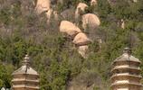 """有""""鐵壁銀山""""之稱的銀山塔林景區不但風景宜人,還有許多古塔"""