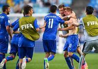 楊震:意大利U20挺進決賽
