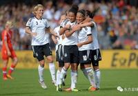 女足世界盃:德國女足有力吞噬瑞典女足