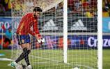 足球——友誼賽:西班牙平哥倫比亞