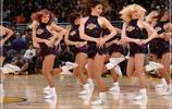洛杉磯湖人隊的籃球寶貝!