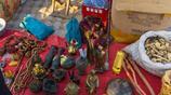 實拍濟南柳埠大集上的古玩根雕,看看有你喜歡的嗎?