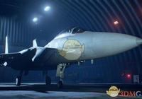 《皇牌空戰7:未知空域》F-15J機體性能圖鑑