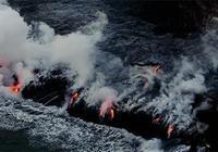 他們拍下基拉韋厄火山創造陸地的過程