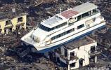 實拍日本海嘯過後場景,告訴你海嘯的殺傷力到底有多大