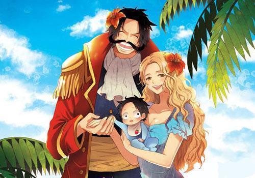 海賊王路飛的媽媽是誰?