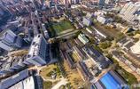 全景看上海同濟大學