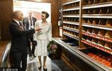 英國安妮公主出席郵政博物館開幕儀式