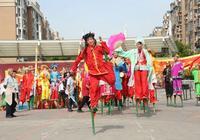 第五屆溫榆河民俗文化節舉行 民間技藝集體亮相