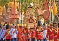 泰國王加冕典禮持續3天 今日見民眾