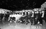 Vogue首映禮上那些難得的合影合集:白百合陳偉霆合影,李易峰是實力搶鏡